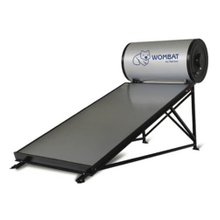Flat Plate Thermosiphon Solar Water Heater